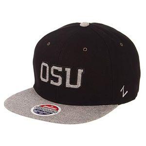 OSU Oregon State Beavers Adult Snapback Hat Cap